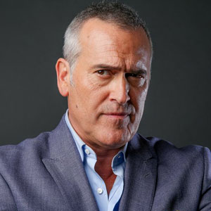 "Bruce Campbell : ""Buba-O-Tep""/ ""Man with the screaming brain"""